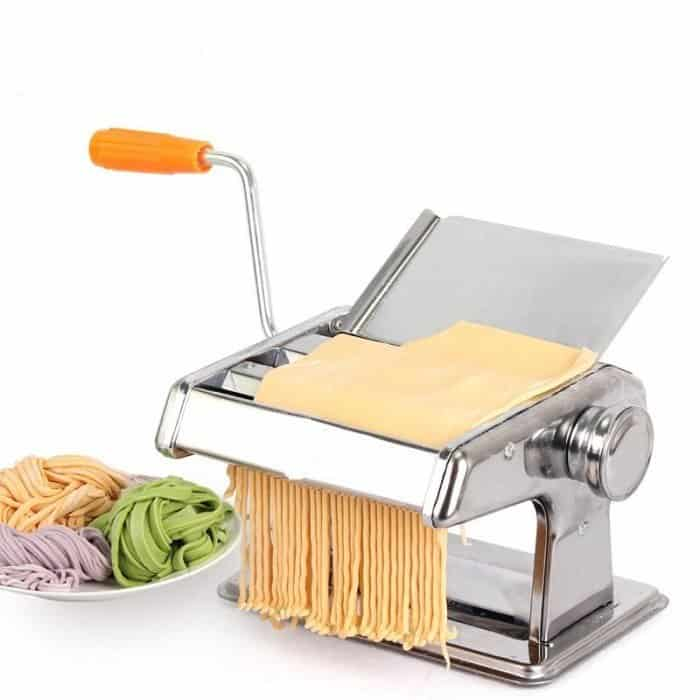 High Quality Stainless Steel Manual Noodle Pasta Maker Machine