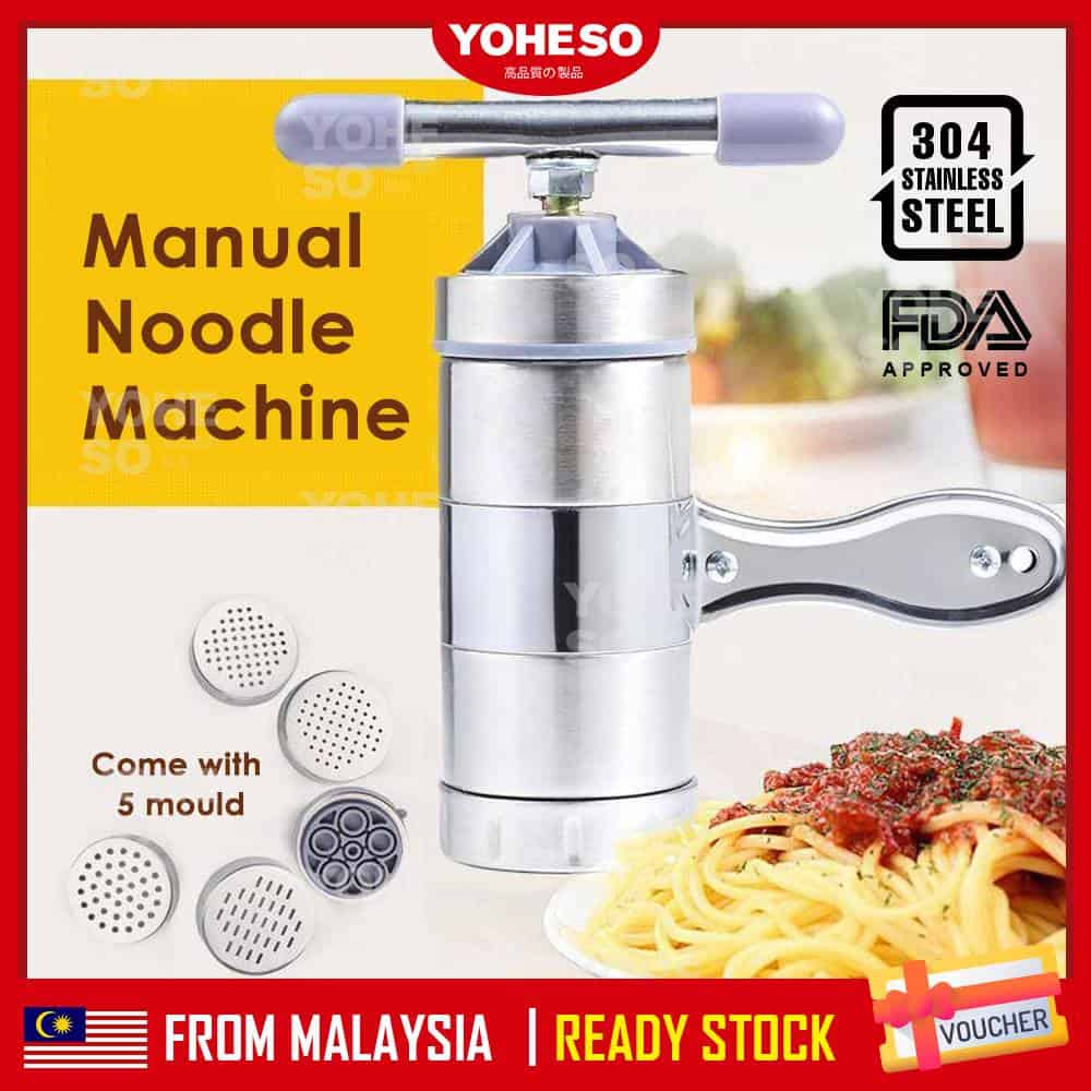 5 Mode Stainless Steel Noodle Maker