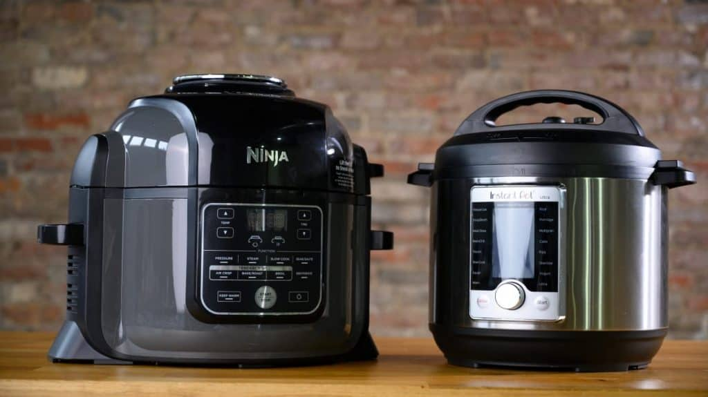There are several brands and models of pressure cookers each with their unique features Source: Reviewed