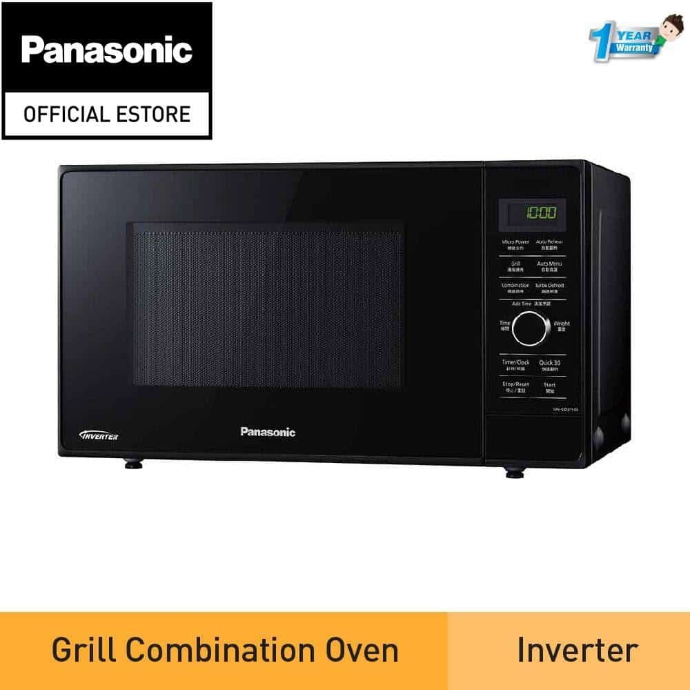 It has a considerable oven capacity for a small household and office break room. Source: Shopee