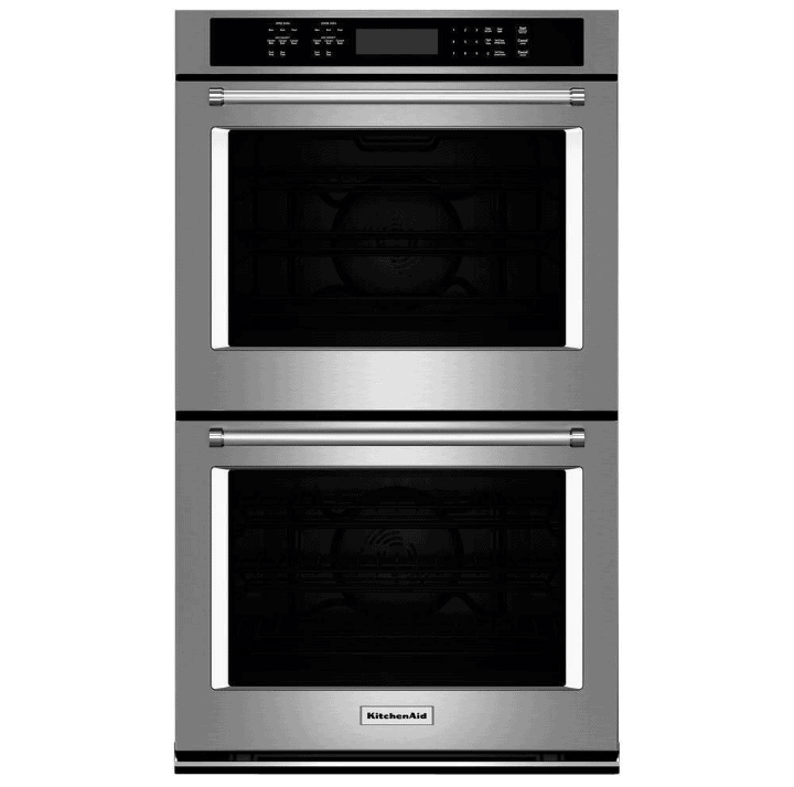 A double oven. Source: The Spruce