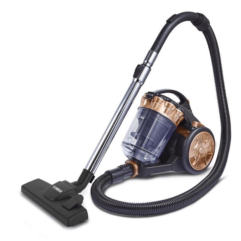 A good vacuum reduces the population of dust mites with a good suction and filtration mechanism Source: tower.com