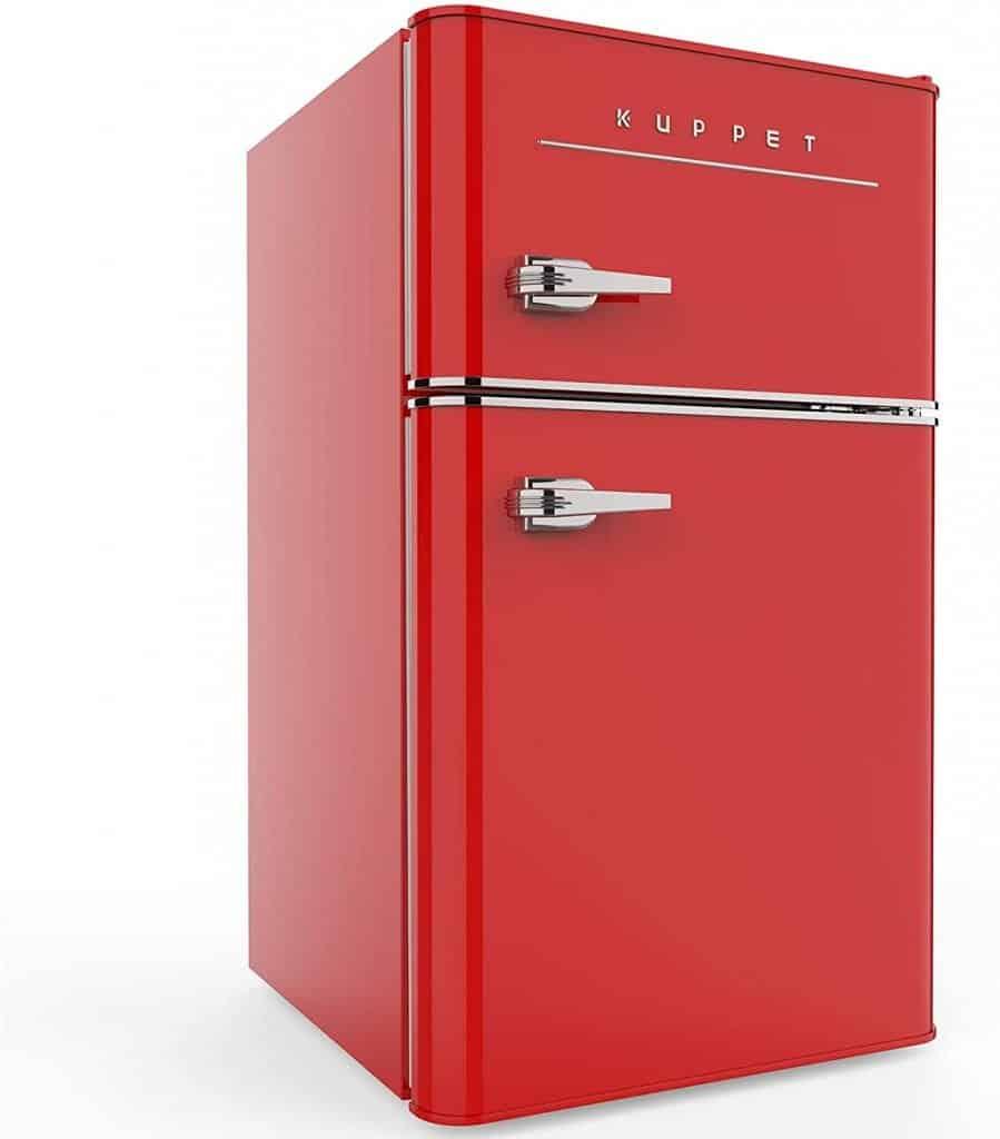 Tall mini fridges take up a little more space. Mini fridge Malaysia - Shop Journey