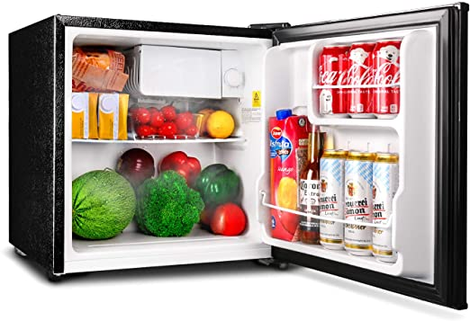 Portable cube-shaped fridges are perfect for narrow spaces and can fit under desks. Mini Fridge Malaysia - Shop Journey