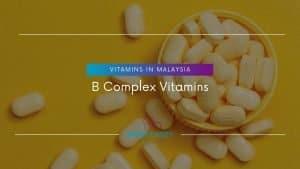 B Complex Vitamins - Shop Journey