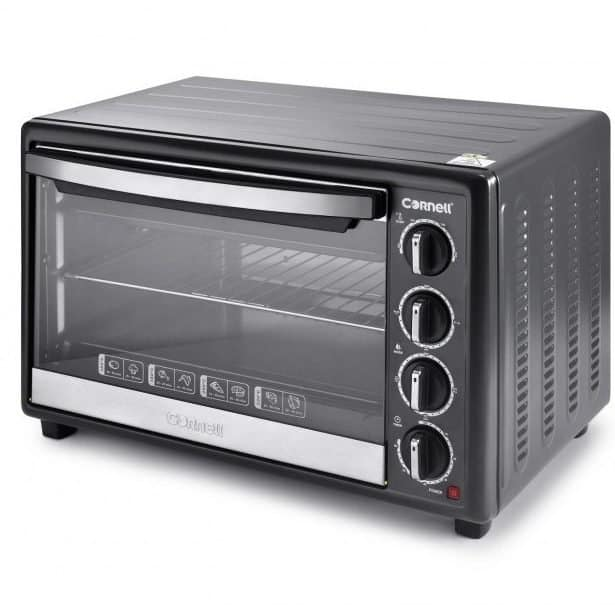 Cornell electric oven for crispy and tasty meals. Best Oven Malaysia - Shop Journey