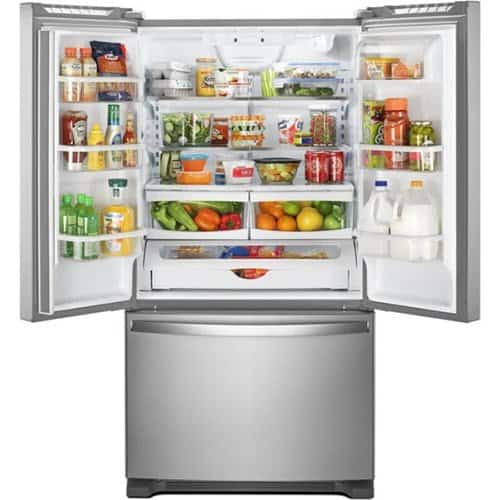 A French door fridge provides the largest refrigerator and freezer capacity for a large family. Best Refrigerator Malaysia - Shop Journey