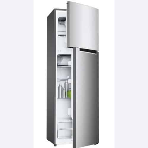 Haier 240L 2 Door Refrigerator is frost-free and has low energy consumption. Best Fridge Malaysia - Shop Journey
