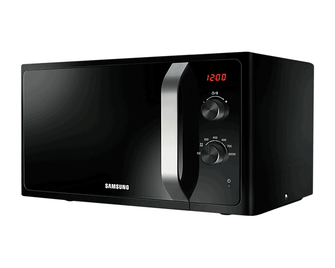 The stylish Samsung microwave oven with a dual-dial control. Cheap Microwave Malaysia - Shop Journey