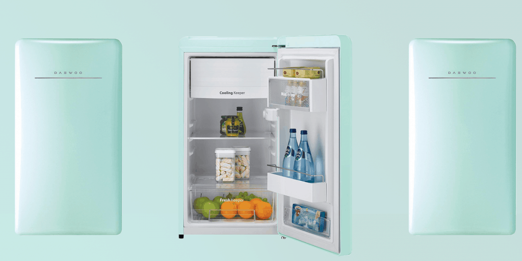 Get a mini refrigerator with freezer if you intend to make frozen treats and ice.