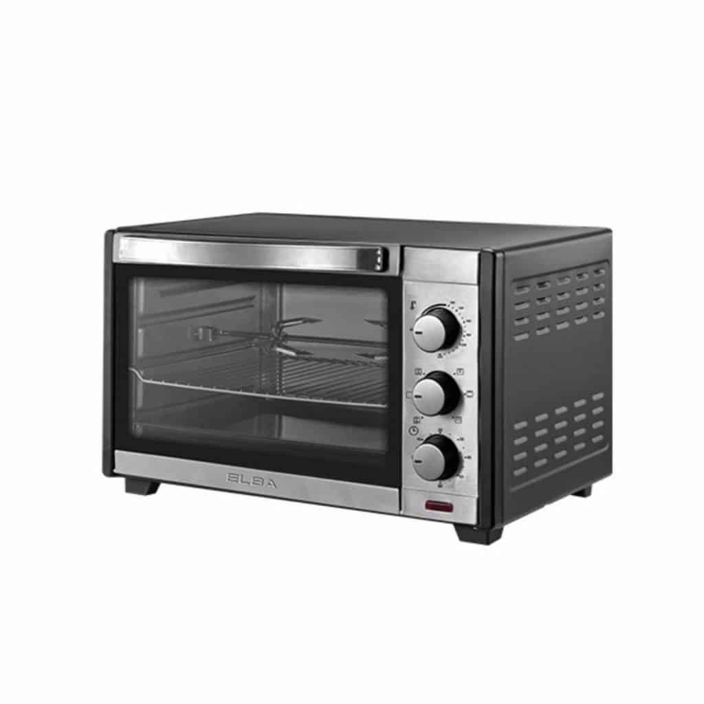 The Elba electric oven is an efficient oven for baking. Best Oven Malaysia - Shop Journey