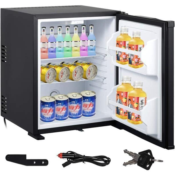 Portable Absorption Fridges are perfect for spaces where silent operation is a priority.