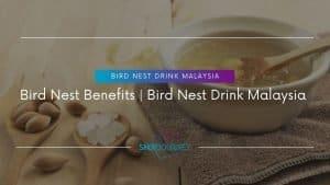 Bird Nest Benefits Bird Nest Drink Malaysia - Shop Journey